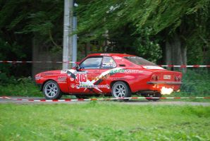 TT Autosport en ConXioN met BRC-Historic Party in de Ypres Historic Rally p
