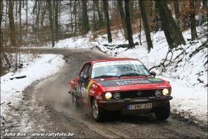 LEGENDS BOUCLES DE SPA 2013 verslag