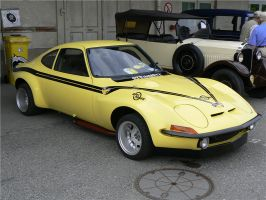 Opel GT group 4